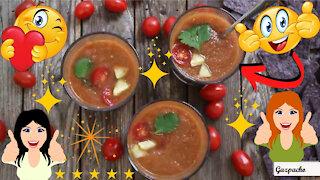 Delicious Gazpacho Recipe
