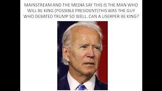 Proof of Biden Usurpers