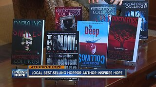 Finding Hope: Local author inspires readers