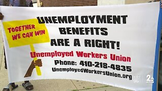 Jobless workers fight for benefits while court battle determining future of programs looms