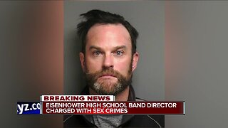 Eisenhower High School band director charged with sex crimes against children