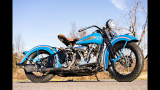 Antique Motorcycles for Sale