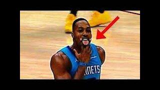 NBA players vs Fans