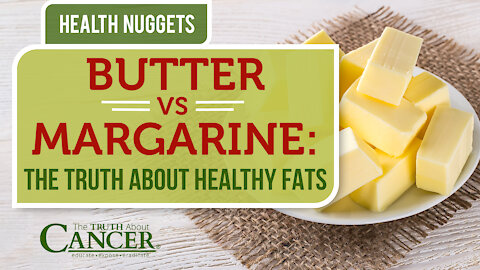 Butter vs Margarine: The Truth About Healthy Fats