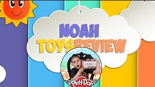 Noah Toys Review Channel: Welcome To My Channel Intro