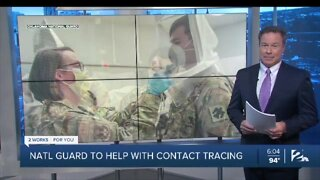 Oklahoma National Guard to help with contact tracing