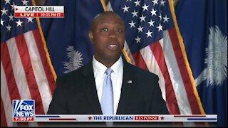 Sen Tim Scott: America Is Not A Racist County