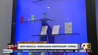Greater Cincinnati's first medical marijuana dispensary opens today