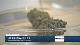 Aurora allowing retail marijuana delivery