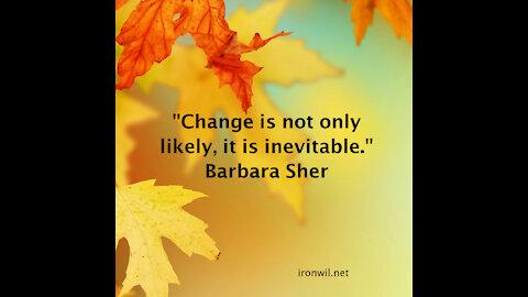 Sher, Change