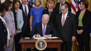 President Biden Signs Crime Victims Fund Bill