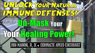 Covid 19 -- Unlock Your Immune System