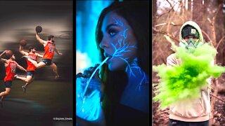 Amazing Photo Effects and Creative Photo Ideas! Photos Tricks
