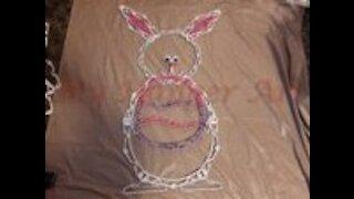 Hanger Easter Bunny