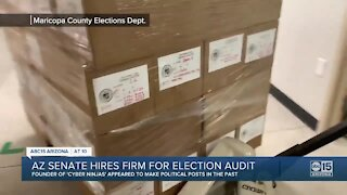Arizona hires firm for election audit