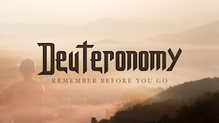 Deuteronomy Study With Mike From Council Of Time