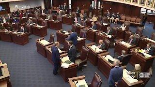 Governor DeSantis says maximum weekly unemployment benefit is 'fine'