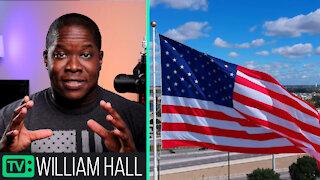 "Journalist Thinks American Flags Are ""DISTURBING"""