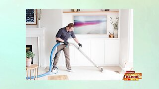 Platinum-Certified Carpet Cleaning