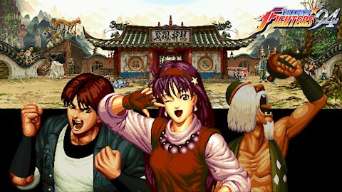 Gaming with CTP: King of Fighters '94 Part 2 of 8: China/Psycho Soldier Team Playthrough!