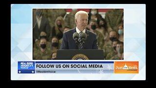 President Biden makes first speech overseas