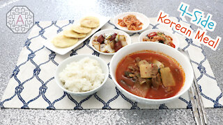 My Home-Cooked Korean Meal | Aeri's Kitchen