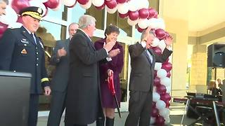 Idaho State Museum holds grand reopening ceremony in Boise