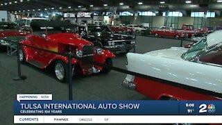 Tulsa Auto Show celebrating 104 years