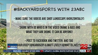 First episode of 23ABC's Backyard Sports