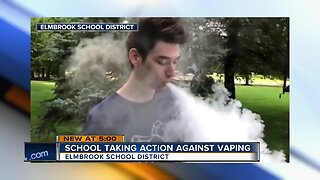 Elmbrook School District taking action against vaping