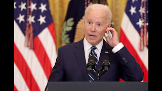 DML highlights Biden's most interesting answer at press conference