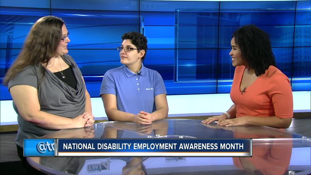 It's National Disability Employment Awareness Month