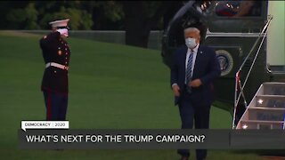 What's next for the Trump campaign?