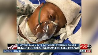 Family of Bakersfield stabbing victim speaks out