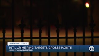 International crime ring targets Grosse Pointe