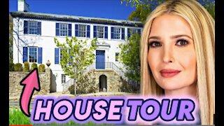 Inside Ivanka Trump's $5.5 Million Mansion