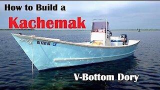Kachemak boat build