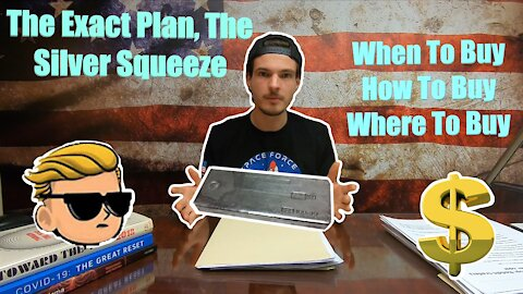 The Truth About The Silver Squeeze! Wall Street Bets!
