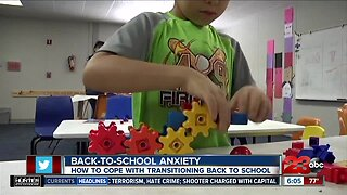 How students and parents can cope with back-to-school anxiety