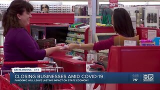 Closing businesses amid coronavirus concerns