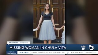 Police serve search warrant at missing Chula Vista woman's home