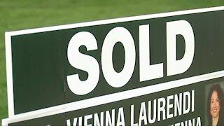 The housing market is seeing high demands