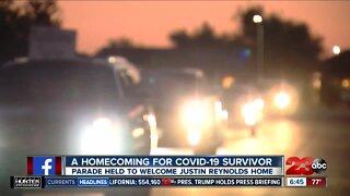 COVID-19 homecoming
