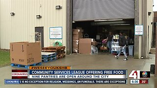 Community Services League increases efforts to help families in need
