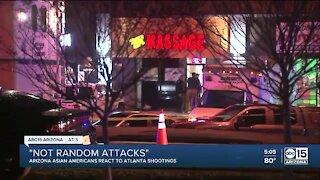 Asian Americans in Arizona react to killings in Atlanta