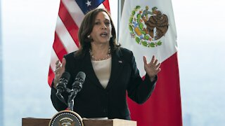 Vice President Harris Meets With Mexican President On Immigration