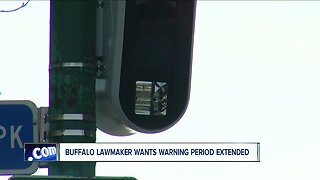 Buffalo lawmaker wants extended grace period for school speed zone cameras