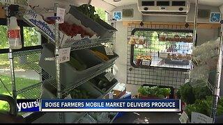 Boise Farmers Mobile Market wants more customers