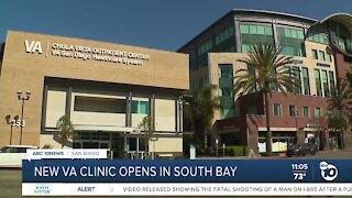 New VA clinic opens in Chula Vista