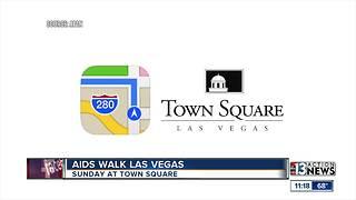 Aids Walks Las Vegas takes place Sunday
